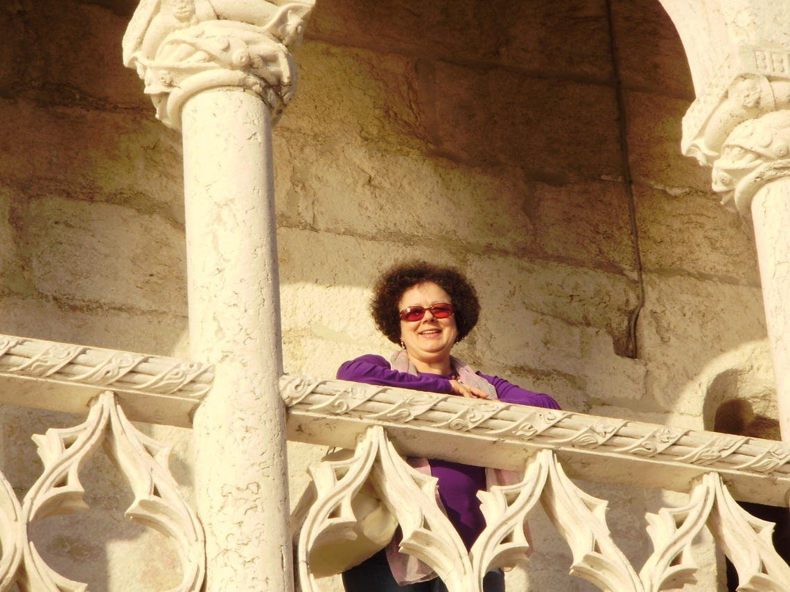 Graça na Torre de Belém