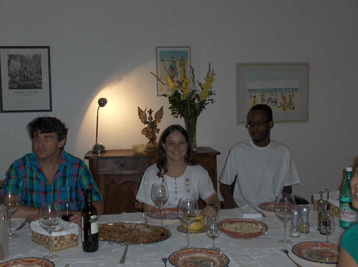 Henry, Fernanda e Wendell