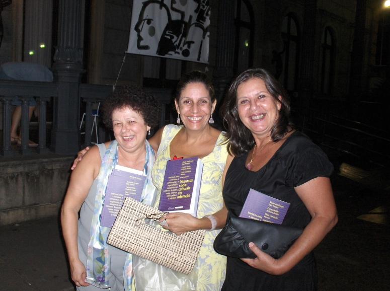 Maria das Graças (autora), Solange e Clarissa Rollin (autora)