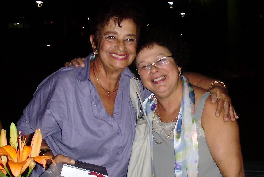 Eliane (prefeitura Rio) e Graça
